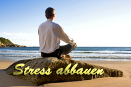 Stress abbauen und loslassen in der Meditation - Download als MP3